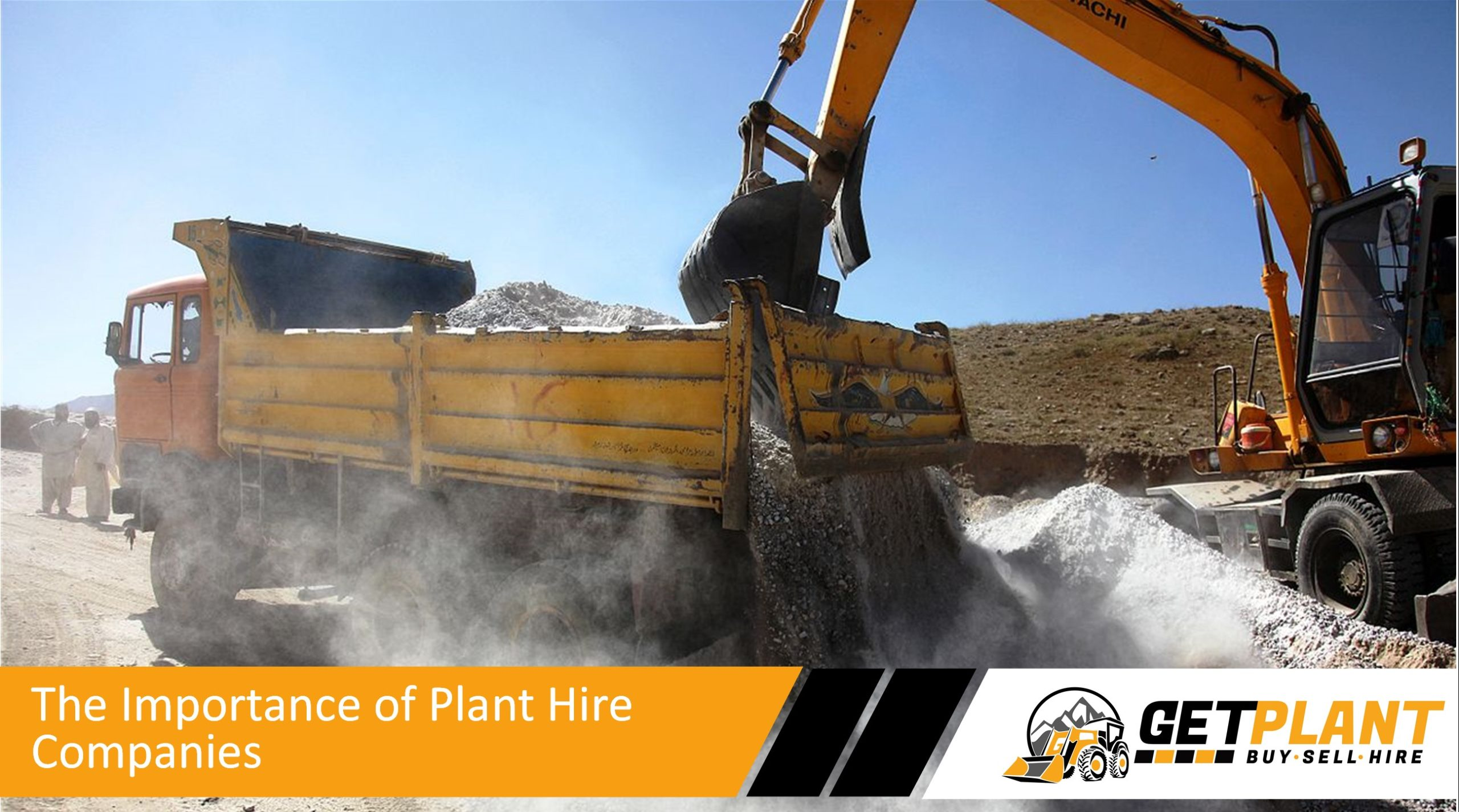 importance of plant hire